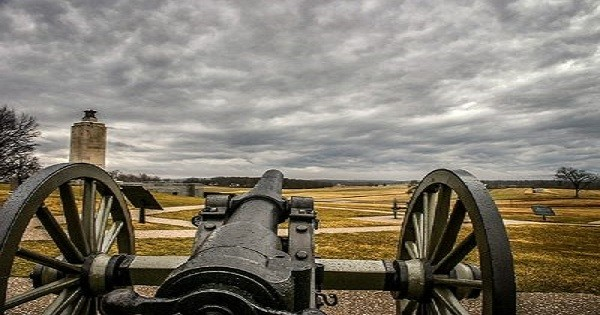 The most haunted battlefield